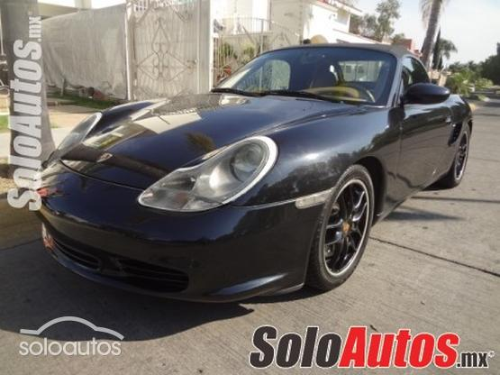 2003 Porsche Boxster S 3.2 Tiptronic 5speed