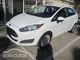 2014 Ford Fiesta S MT