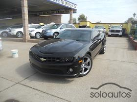 2012 Chevrolet Camaro 6.2 2SS AT