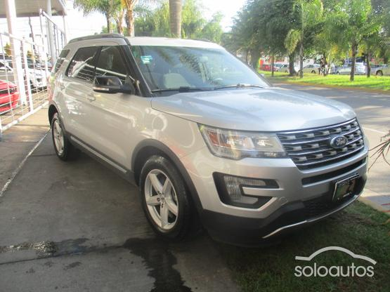 2017 Ford Explorer Limited V6 4WD