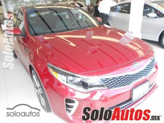 2016 KIA Optima SX TURBO 2.0 AT