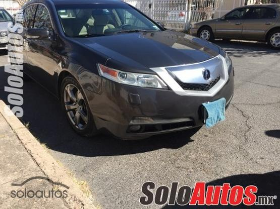 2009 Acura TL 3.5 5AT