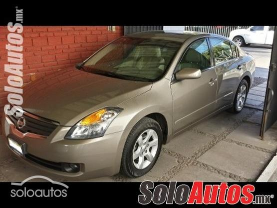 2008 Nissan Altima SL High 2.5L CVT con modo manual