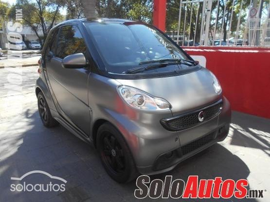 2013 Smart Fortwo Coupé Micro Hybrid Drive Black and White