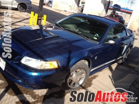 2000 Ford Mustang (O) EQUIPADO VIP AT