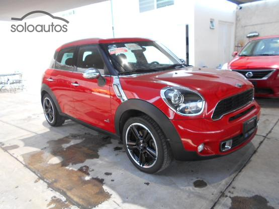 2014 MINI Countryman S Hot Chili All 4 TA