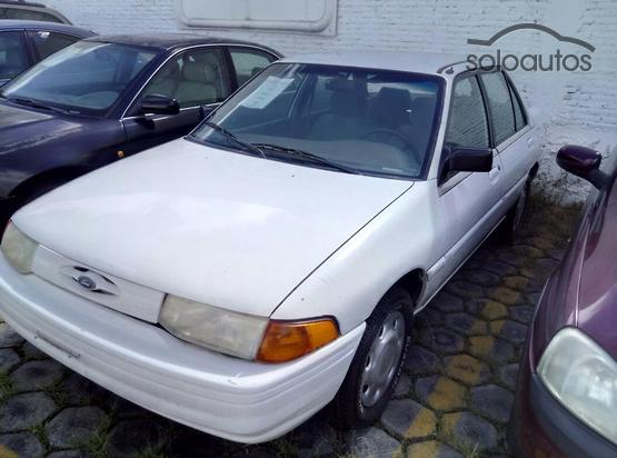 1995 Ford Escort GT EQUIPPE