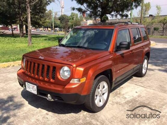 2012 Jeep Patriot Limited 4WD CVT