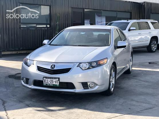 2012 Acura TSX 2.4L 5AT