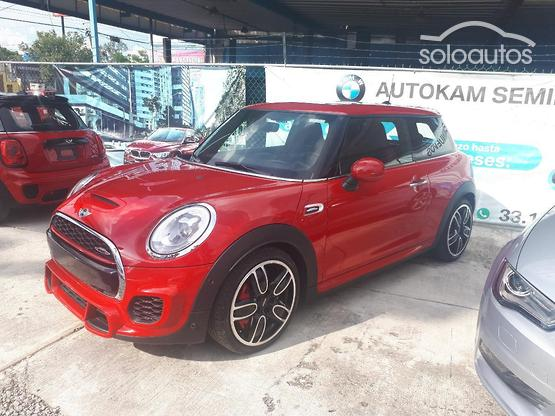 2017 MINI MINI 2.0 John Cooper Works Hot Chili AT