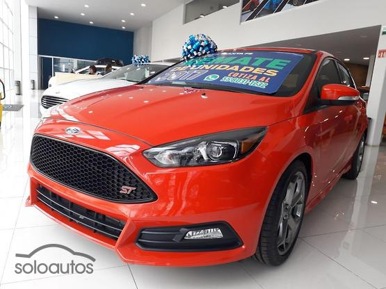2017 Ford Focus ST 5 PTAS