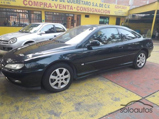 2002 PEUGEOT 406 Coupe 3.0