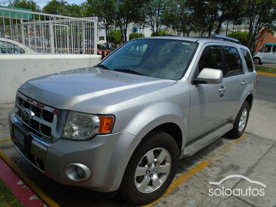 2009 Ford Escape Limited Quemacocos V6 TA
