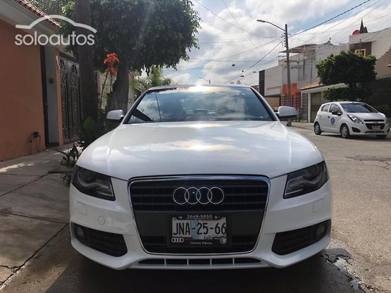 2010 Audi A4 1.8L Turbo 100 Años Multitronic
