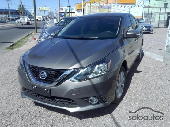 2019 Nissan Sentra Advance CVT