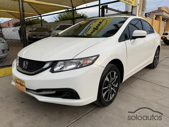 2014 Honda Civic LX AT 4 drs