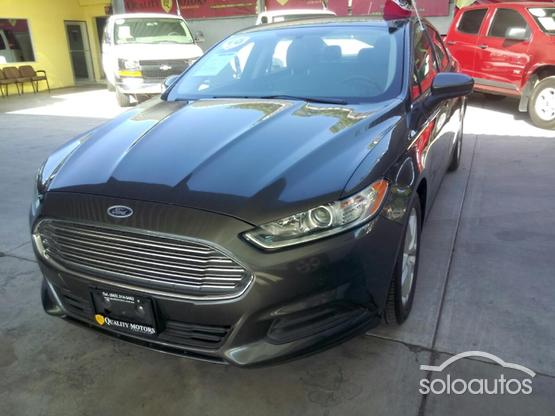 2016 Ford Fusion S 2.5 l4