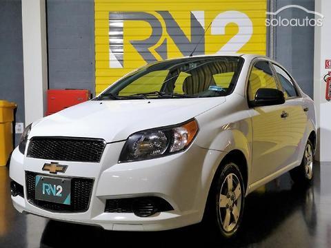 2014 Chevrolet Aveo A Ls Manual