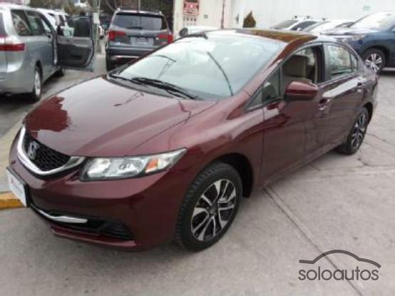 2014 Honda Civic EX AT 2drs
