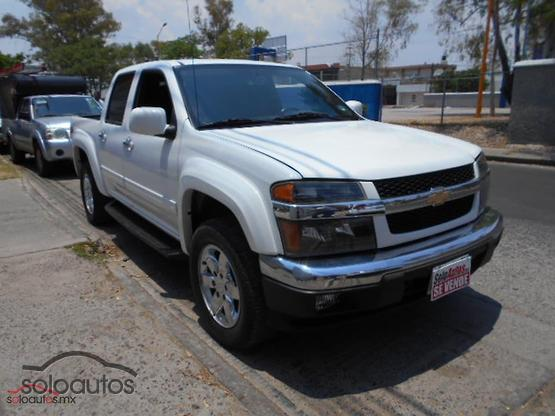 2011 Chevrolet Colorado Doble Cabina 4X4 B