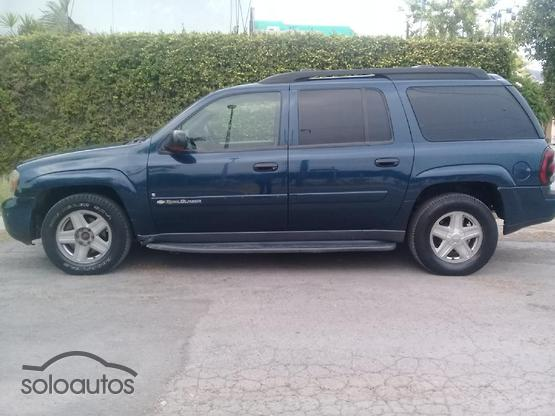 2004 Chevrolet TrailBlazer EXT B