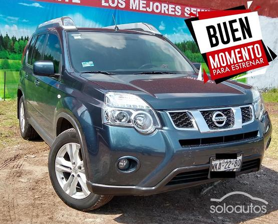 2012 Nissan X-TRAIL Exclusive