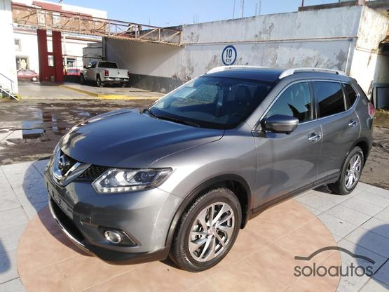 2017 Nissan X-TRAIL Advance 3 ROW