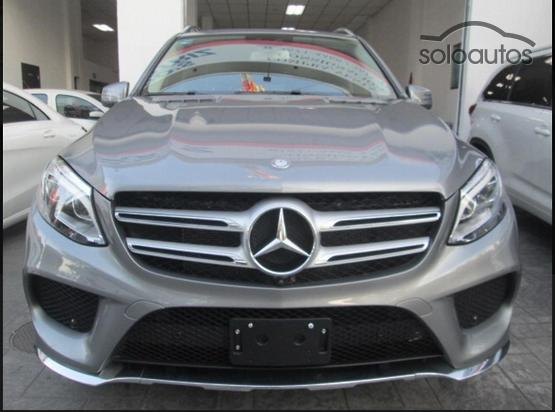 2017 Mercedes-Benz Clase GLE 3.0 GLE 400 Sport 4MATIC AT