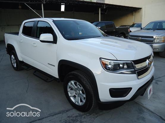 2018 Chevrolet Colorado LT Doble Cabina B 4x2