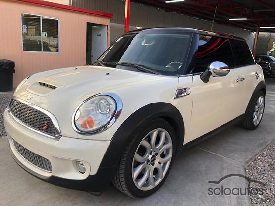2009 MINI Mini Cooper S Hot Chili