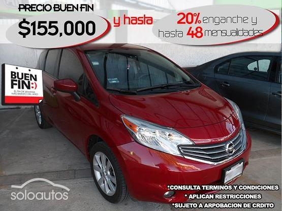 2015 Nissan Note 1.6 Advance TM