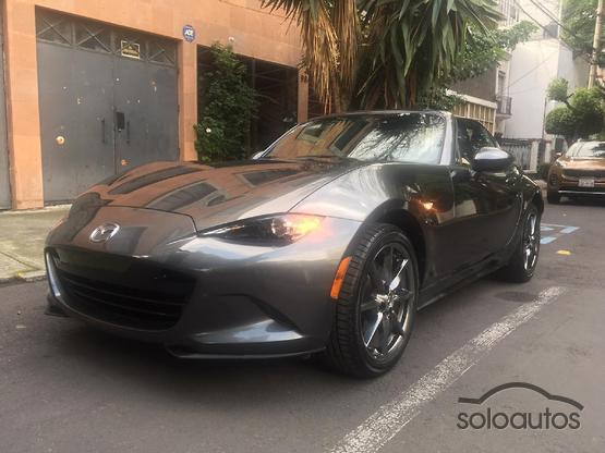 2017 Mazda MX-5 i Grand Touring AT