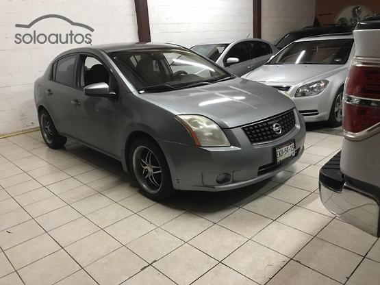 2008 Nissan Sentra Emotion 2.0 CVT