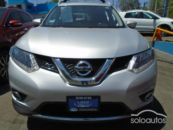 2016 Nissan X-TRAIL Advance 2 ROW