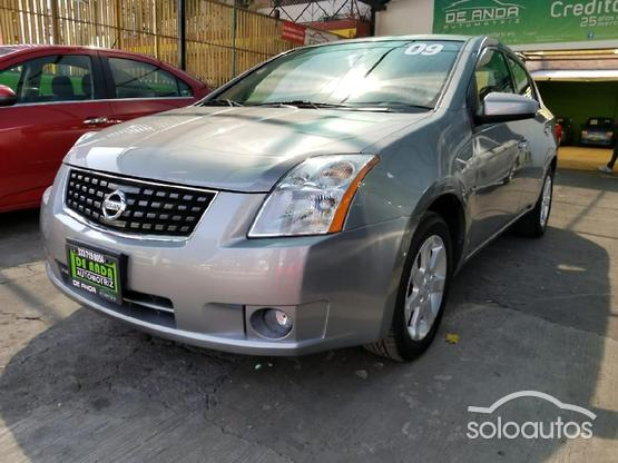 2009 Nissan Sentra Emotion 2.0 CVT