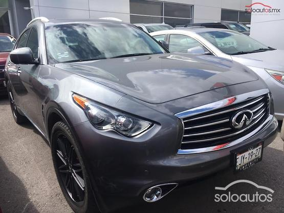 2016 Infiniti QX70 5.0 SEDUCTION 4WD TA