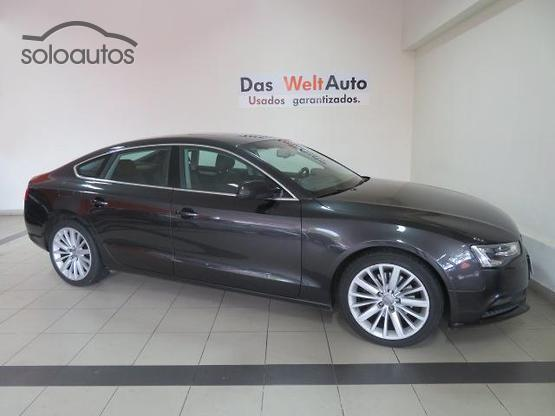 2013 Audi A5 2.0 TFSI Luxury Multitronic