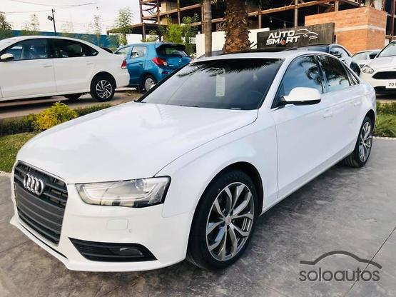2013 Audi A4 Luxury 2.0 TFSI Multitronic