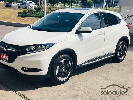 2018 Honda HR-V Touring