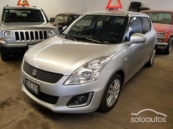 2016 Suzuki Swift GLS TM
