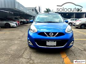 2016 Nissan March Advance TM