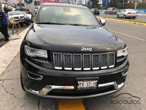2015 Jeep Grand Cherokee SRT8 V8 6.4L Hemi 4X4