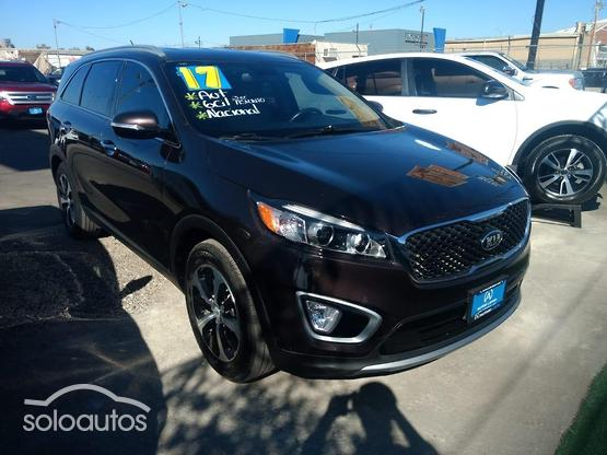 2017 KIA SORENTO EX 3.3 AT