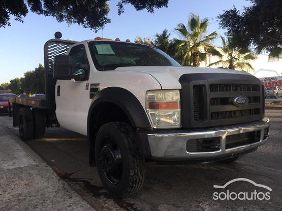 2008 Ford F-450 Chassis MT XL Diesel 6.4L