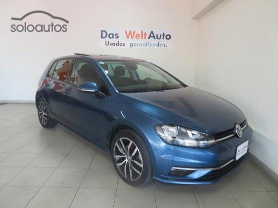 2018 Volkswagen Golf Highline 1.4 L TSI DSG