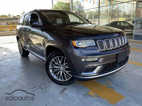 2017 Jeep Grand Cherokee Summit Elite Platinum V8 AT 4x4