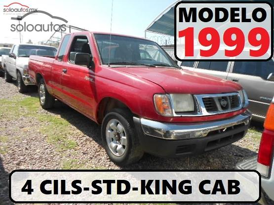 2001 NISSAN FRONTIER (OLD)KING CAB SE 4X2