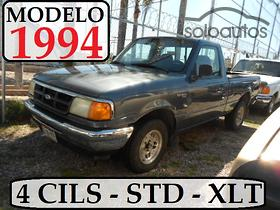 2002 Ford Ranger Cab Regular,XL Caja Corta