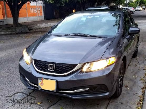 2014 Honda Civic EX-L Navi AT 4drs