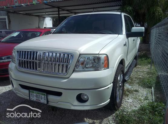 2008 Lincoln Mark LT 4x2